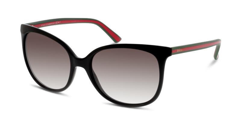 gucci marque lunettes de soleil femme generale d 39 optique. Black Bedroom Furniture Sets. Home Design Ideas