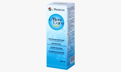 Produit Lentille MENICARE Menicare Soft - 360Ml