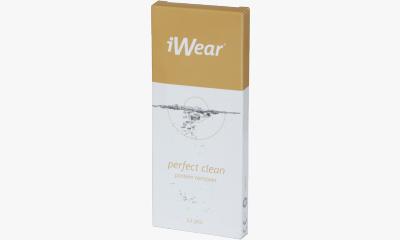Produit Lentille iWear iWear perfect clean - 12 Comprimés