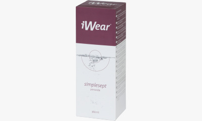 Produit Lentille iWear iWear simplesept - 360Ml