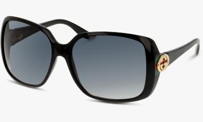 Lunettes de soleil Gucci GG 3166/S D28 SHN BLACK