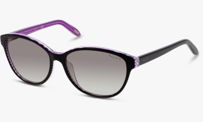 Lunettes de soleil Ralph 5128 960 BLACK/PURPLE STRIPES