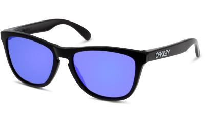 Lunettes de soleil Oakley 9013 24 MATTE BLACK