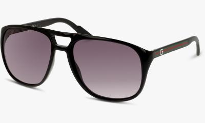 Lunettes de soleil Gucci GG 1018/S BIL SHBLK MTT