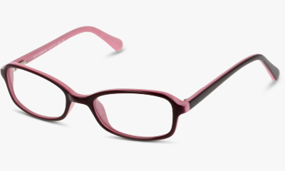 Lunettes de vue The One DOR18 C01 PURPLE/PINK