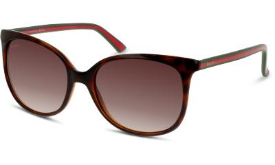 Lunettes de soleil Gucci GG 3649/S 17L HVNGRNRED