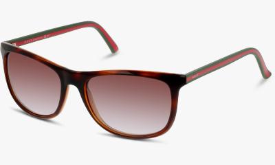 Lunettes de soleil Gucci GG 1055/S 0VY HVNGRNRED