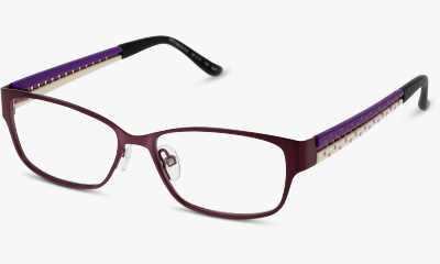 Lunettes de vue I-Switch M407 C4 SATIN PURPLE