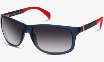 Lunettes de soleil Tommy Hilfiger TH 1257/S 4NK BLUE RED