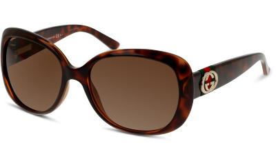 Lunettes de soleil Gucci GG 3644/S DWJ HAVANA