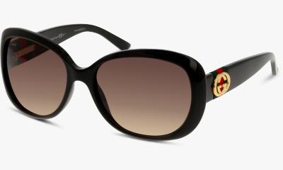 Lunettes de soleil Gucci GG 3644/S D28 SHN BLACK