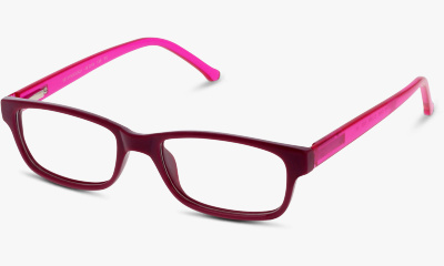Lunettes de vue The One CLU06 C02 PURPLE/PINK