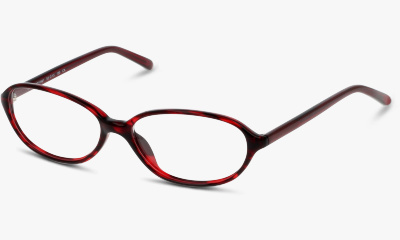 Lunettes de vue The One TOW24 C04 CRYSTAL BURGUNDY