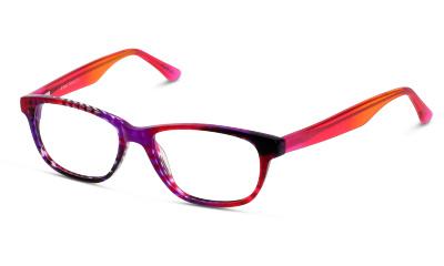 Lunettes de vue Les Triples TR1208 BIO violet / rose