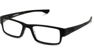 Lunettes de vue Oakley 8046 804601 SATIN BLACK