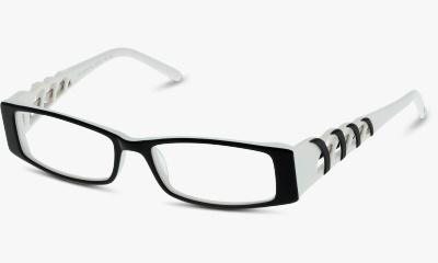 Lunettes de vue Fuzion F1G1FA C1 BLACK/ WHITE