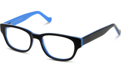 Lunettes de vue Collection Grandoptical GOK10 C06 BLACK+BLUE