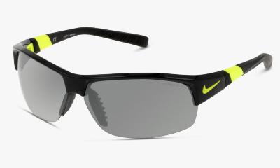 Lunettes de soleil Nike SHOW-X2 EV0620 007 BLACK/VOLT