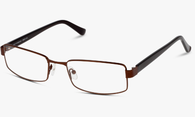 Lunettes de vue The One TOAM20 NN BROWN