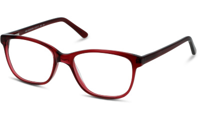 Lunettes de vue BE BRIGHT BBBF29 RR RED/BURGUNDY--RED/BURGUNDY