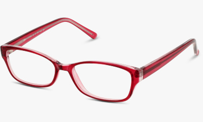 Lunettes de vue The One TOBF06 RR RED/BURGUNDY--RED/BURGUNDY