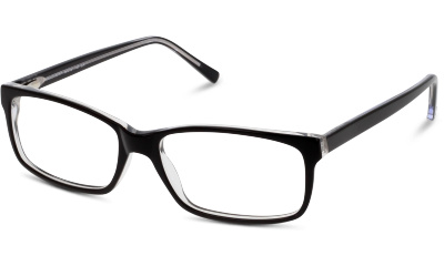 Lunettes de vue BE BRIGHT BBAM78 BW BLACK--WHITE/CREAM