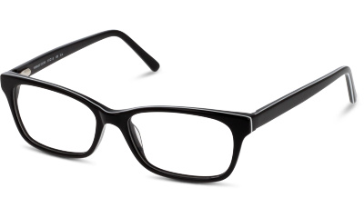 Lunettes de vue BE BRIGHT BBAF38 BW BLACK--WHITE/CREAM