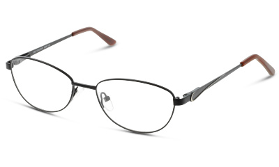 Lunettes de vue BE BRIGHT BBAF48 BN BLACK--BROWN