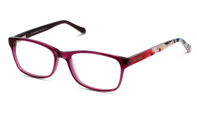 Lunettes de vue MIKI NINN MNCT12 RX RED/BURGUNDY--OTHER