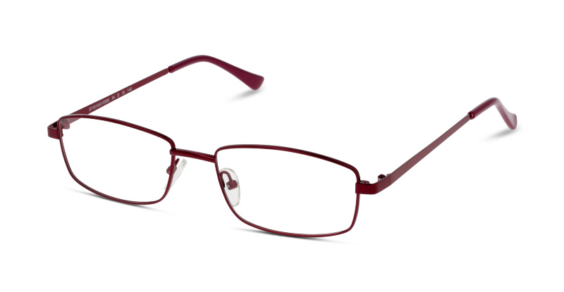 Lunettes de vue The One TOCF18 RX RED/BURGUNDY OTHER