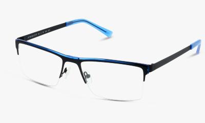 Lunettes de vue Fuzion FUCM04 CL NAVY BLUE LT.BLUE/BLUE