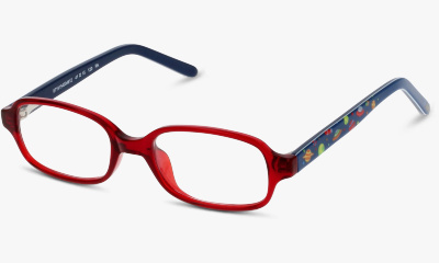Lunettes de vue Play ! PLBK07 RC RED/BURGUNDY NAVY BLUE