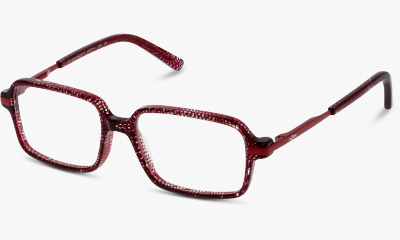 Lunettes de vue Fuzion FUCT00 RR RED/BURGUNDY RED/BURGUNDY