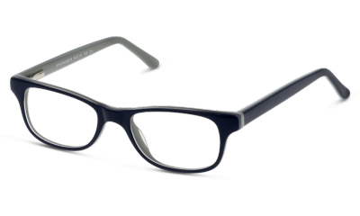 Lunettes de vue Collection Grandoptical GOB09 C04 NAVY OUTSIDE / GREY INSIDE