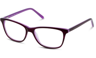Lunettes de vue BE BRIGHT B1E9FA C1 WINE TRANSLUCID PURPLE PURPLE