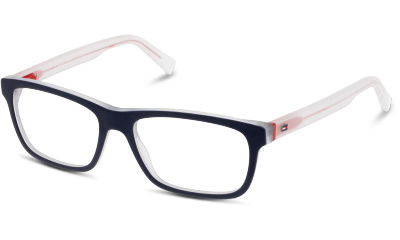 Lunettes de vue Tommy Hilfiger TH 1361 K56 BLUE CRY RED