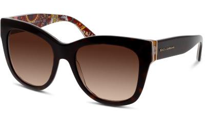 Lunettes de soleil Dolce & Gabbana 4270 303713 TOP HAVANA/HANDCART