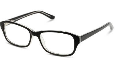 Lunettes de vue BE BRIGHT BBCF01 BW BLACK WHITE/CREAM