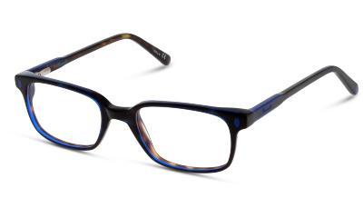 Lunettes de vue Faconnable BOLDUC02 BLEC BLEU ELECTRIQUE/ECAILLE FONCEE