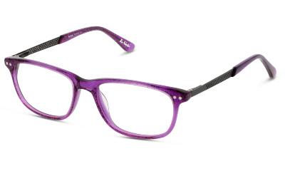 Lunettes de vue Les Triples TRI232 VIO violet paillettes