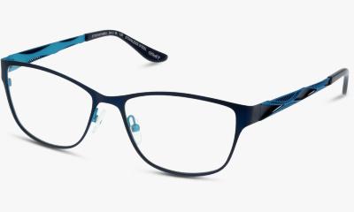 Lunettes de vue Fuzion FUDF10 CL NAVY BLUE - BLUE