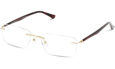Lunettes de vue LIGHT FLY LFDM32 DR GOLD - RED