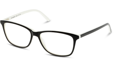 Lunettes de vue BE BRIGHT B1E9FA BW BLACK--WHITE/CREAM