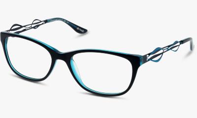 Lunettes de vue Fuzion FUDF11 CL NAVY BLUE - BLUE