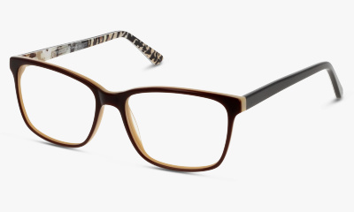 Lunettes de vue In Style ISDF33 NW MARRON - BLANC
