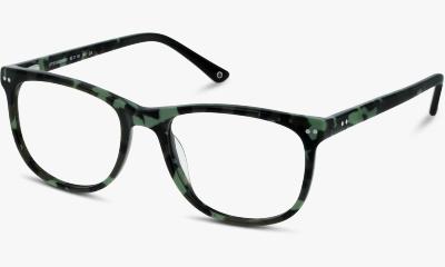 Optique In Style ISDM19 EB VERT - NOIR