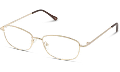 Lunettes de vue Collection Grandoptical SNDF03 DN GOLD - BROWN