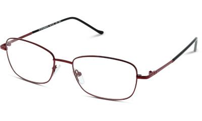 Lunettes de vue Collection Grandoptical SNAF02 RR RED/BURGUNDY--RED/BURGUNDY