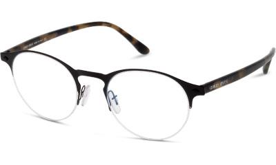 Lunettes de vue Giorgio Armani 5064 3001 MATTE BLACK