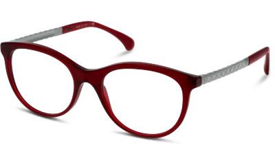 Lunettes de vue Chanel 3357 1528 RED